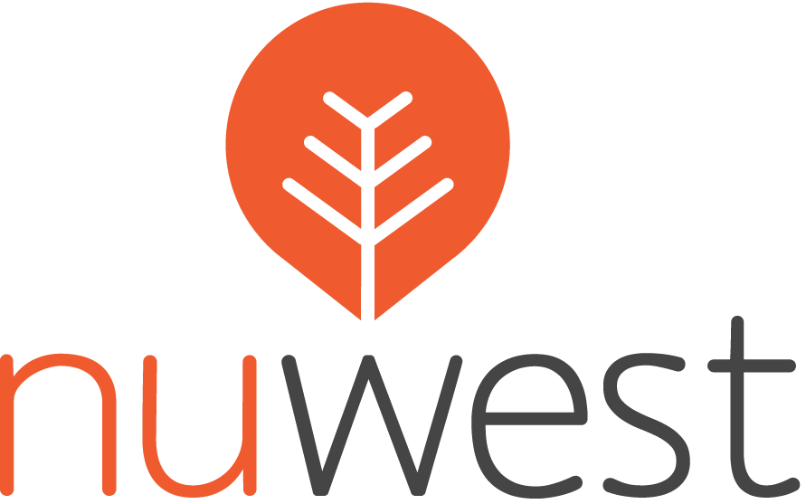 NuWest logo