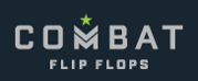 Combat Flip Flops Logo for TA Group Portfolio