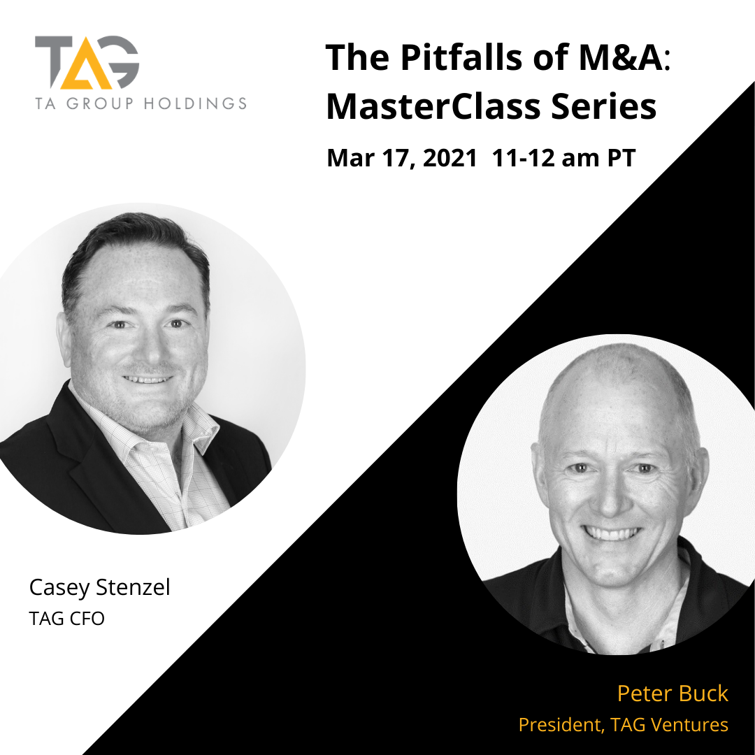 M&A Pitfalls: Mysteries of the Process (MasterClass #2)
