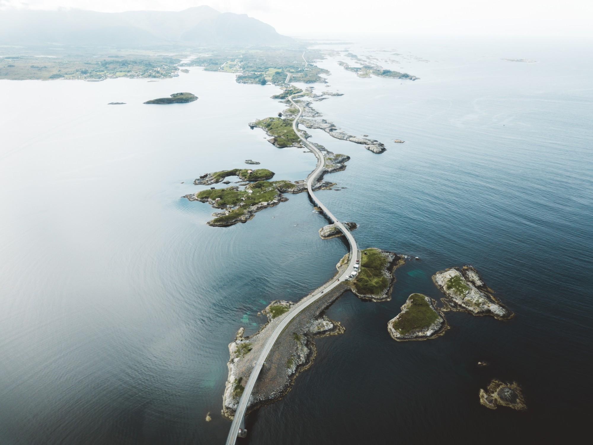 navigate the office archipelago