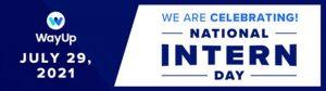 national intern day
