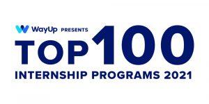 Top 100 internships program nominee
